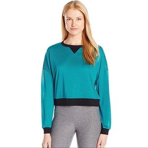 NWT! Lucy Full Potential Long Sleeve Top